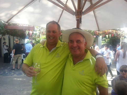 2014 Riebeek Valley Olive Festival