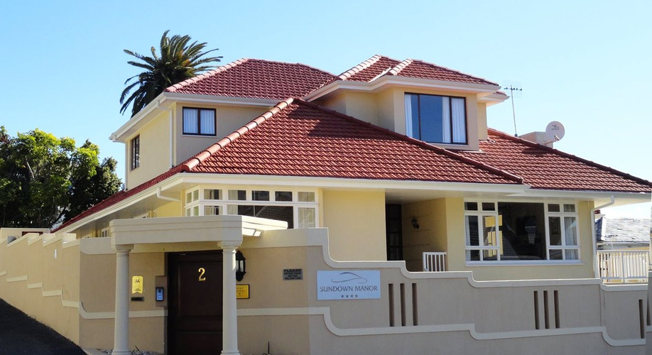 Sundown Manor Guesthouse Fresnaye Sea Point Bed